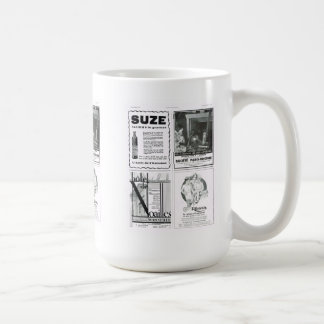Advertisement, Suze and other Coffee Mug