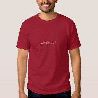 Advertiser Tshirts