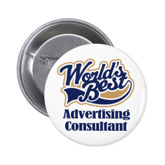 Advertising Consultant Gift Button