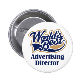 Advertising Director Gift Pin