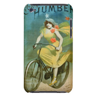 Advertising for 'Humber Cycles' (colour litho) Case-Mate iPod Touch Case
