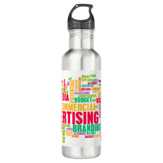 Advertising Online and in Traditional Media Method 710 Ml Water Bottle