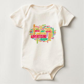 Advertising Online and in Traditional Media Method Baby Bodysuit