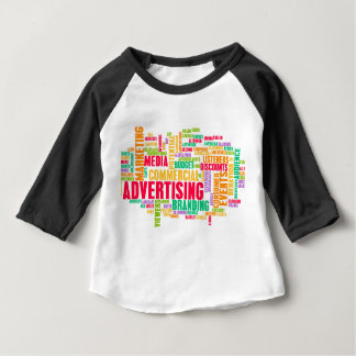 Advertising Online and in Traditional Media Method Baby T-Shirt