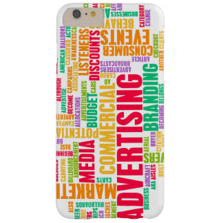 Advertising Online and in Traditional Media Method Barely There iPhone 6 Plus Case