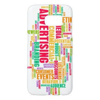 Advertising Online and in Traditional Media Method Samsung Galaxy S7 Case