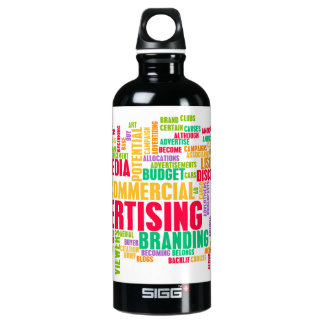 Advertising Online and in Traditional Media Method Water Bottle