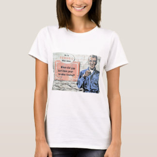 advertising-sign-plate T-Shirt