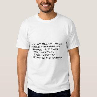 Advertising Tshirts