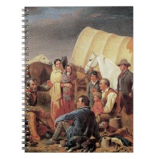 Advice on the Prairie Notebook