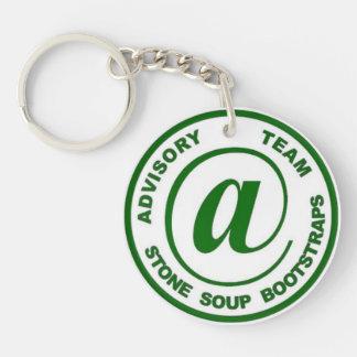 Advisory Team / Stone Soup Boostraps Keychain