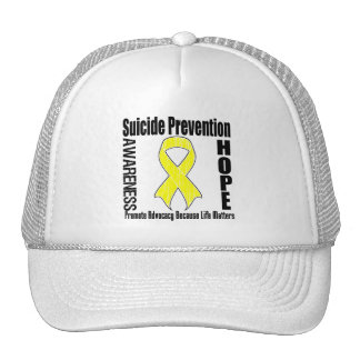 Advocacy Matters Suicide Prevention Hats