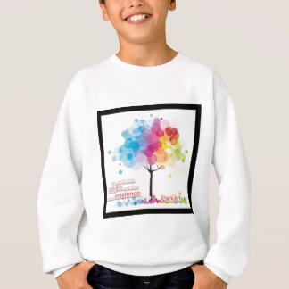 Advocate for art and parks! sweatshirt