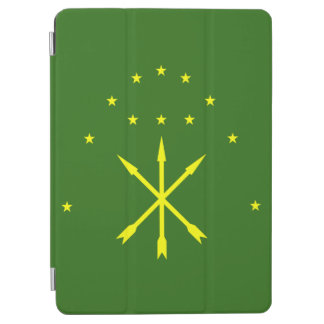 Adygea Flag iPad Air Cover