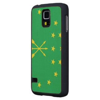 Adygeya Flag Maple Galaxy S5 Slim Case