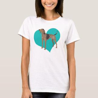 AE Coonhound Love T-Shirt