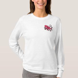 AE- Funny Octopus Cartoon Shirt