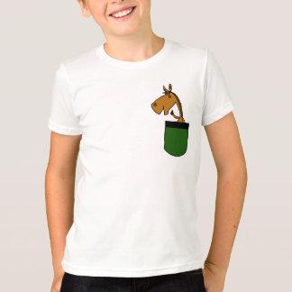 AE- Horse in a Pocket Shirt