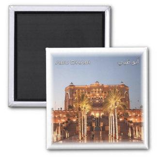 AE # United Arab Emirates Abu Dhabi city center Magnet