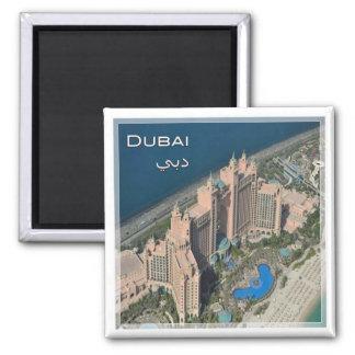 AE # United Arab Emirates - Dubai - Atlantis Square Magnet