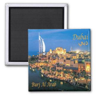 AE - United Arab Emirates - Dubai - Burj Al Arab Magnet