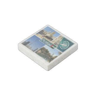 AE United Arab Emirates - Dubai - Burj Al Arab Stone Magnets