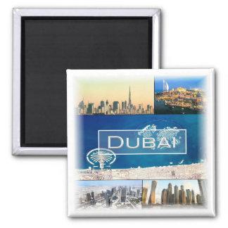 AE * United Arab Emirates - Dubai Uae Magnet