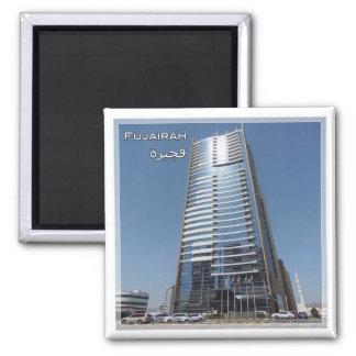 AE # United Arab Emirates - Fujairah - Nour Arjaan Magnet