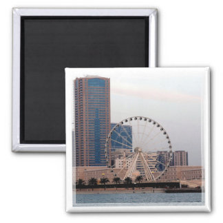 AE # United Arab Emirates - Sharjah -The Eye Magnet