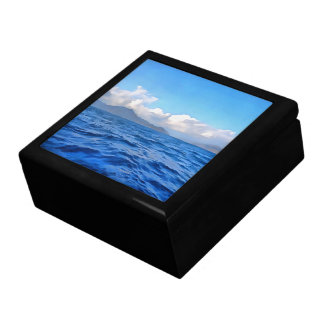 Aegean Blue Jewelry Boxes