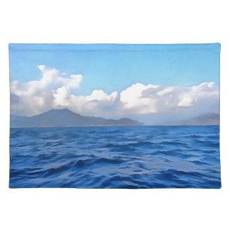 Aegean Blue Placemat