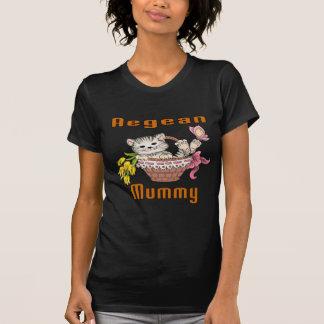 Aegean Cat Mom T-Shirt