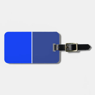 Aegean Luggage Tag