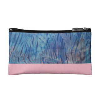 Aegean Ripple Cosmetic Bag