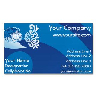 Aeolus Business Card Magnet
