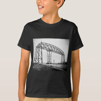 Aerial Bridge Duluth Minnesota T-Shirt