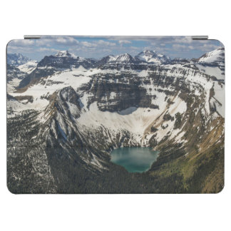Aerial Of Warderman Lake iPad Air Cover