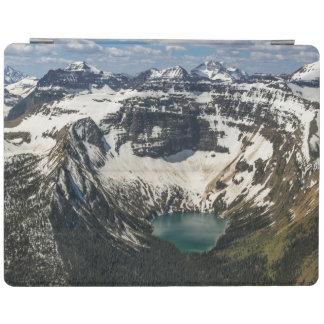 Aerial Of Warderman Lake iPad Cover