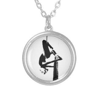 Aerial Silks Necklace