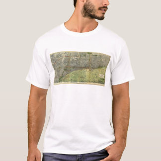 Aerial View Chicago, Illinois by Peter Roy (1893) T-Shirt