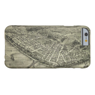 Aerial View if Monaca, Pennsylvania (1900) Barely There iPhone 6 Case