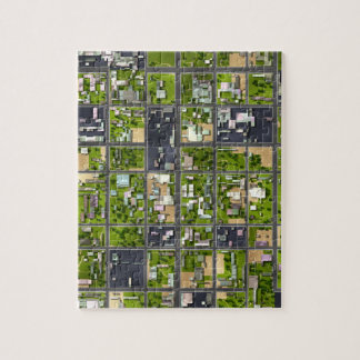 Aerial View - Jigsaw Puzzle