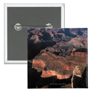 Aerial view of Grand Canyon , Arizona 2 Inch Square Button