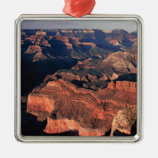 Aerial view of Grand Canyon National Park , Metal Ornament