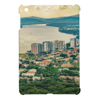 Aerial View of Guayaquil Outskirt from Plane Cover For The iPad Mini