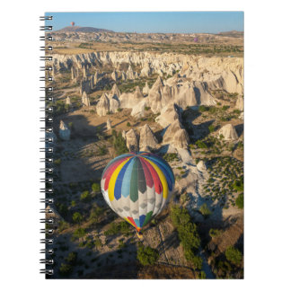 Aerial View Of Hot Air Balloons, Cappadocia Note Books
