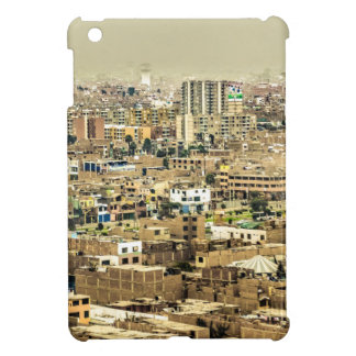 Aerial View of Lima Outskirts, Peru iPad Mini Case