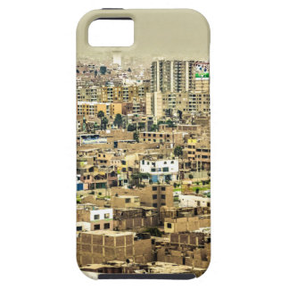 Aerial View of Lima Outskirts, Peru iPhone 5 Case