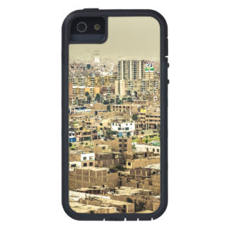 Aerial View of Lima Outskirts, Peru iPhone 5 Covers