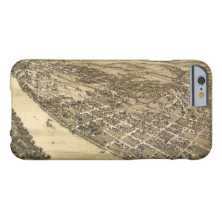 Aerial View of New Kensington, Pennsylvania (1896) Barely There iPhone 6 Case